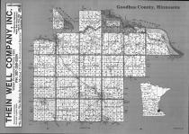 Index Map, Goodhue County 1992